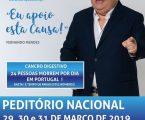 Arronches: Associa-se à Europacolon na luta contra o cancro digestivo