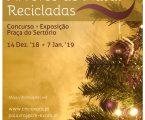 "Évora: Concurso ""Árvores de Natal Recicladas 2018"""
