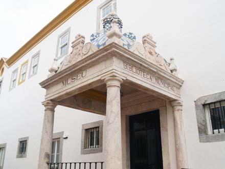 Biblioteca Municipal de Elvas Dr.ª Elsa Grilo
