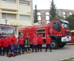 COVID-19 no Quartel dos Bombeiros Voluntários de Elvas