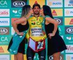 Enrique Sanz venceu 1ª etapa da Alentejana