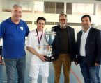Borbense é campeão distrital de Futsal