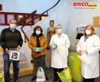 Bricomarché oferece Viseiras e Máscaras ao Hospital Santa Luzia de Elvas