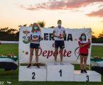 A atleta Raquel Trabuco, do Clube Elvense de Natação foi a grande vencedora feminina da 22.ª edição da Milha de Llerena, Espanha