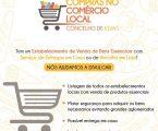 Elvas: Estabelecimentos com entrega em casa ou recolha na loja