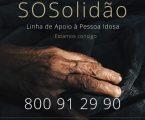 Elvas: Linha de apoio SOSolidão para apoiar a população idosa