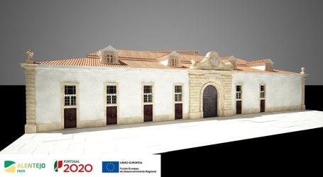 Campo Maior: Projeto de Reabilitação do Antigo Edifício Militar do Assento