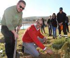 ETAR de Campo Maior com 300 novas árvores.