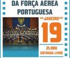 Campo Maior: Concerto da Banda de Música da Força Área Portuguesa