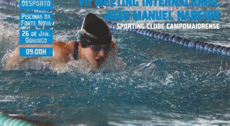 VII Meeting Internacional João Manuel Nabeiro Sporting Clube Cam