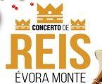 Estremoz: Concerto de Reis, pela Sociedade Filarmónica Luzitana.