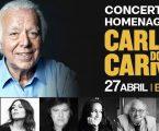Carlos do Carmo : Regressa ao Coliseu Comendador Rondão Almeida