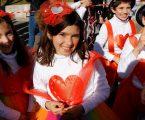 Mais de 1200 crianças, do pré-escolar e primeiro ciclo do Ensino Básico, participaram no desfile do Carnaval Escolar em Elvas C/ Vídeo