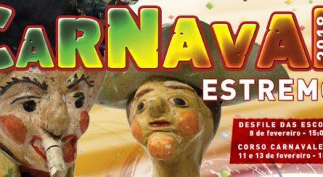 Estremoz volta a cumprir a tradição de festejar o Carnaval 2018