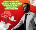 CONCERTO COM O GRUPO VASCO RAMALHO NO AUDITÓRIO MUNICIPAL DE ALCÁCER DO SAL