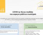 Elvas: Equipamentos desportivos, culturais e recreativos encerrados
