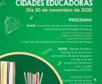 Moura comemora o Dia Internacional das Cidades Educadoras