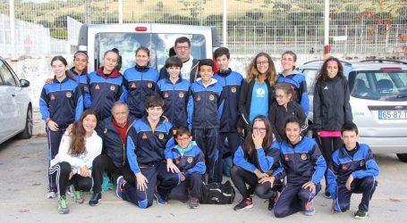 CEN esteve presente com 18 atletas no Torneio de Abertura de Pista, em Portalegre,