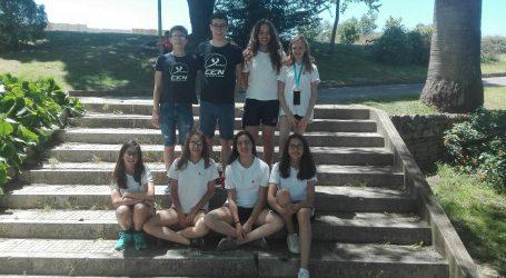 Clube Elvense com 4 Pódios no Torneio Inter-Regional de Especialistas em Rio Maior
