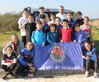 CORTA-MATO DO ACP:  Clube Elvense de Natação participou com 17 atletas