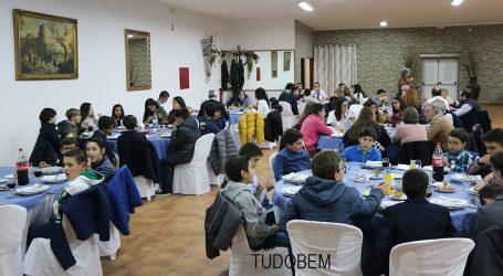 Jantar anual do Clube Elvense de Natação (CEN)