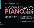 Coimbra recebe o 5th World Piano Meeting