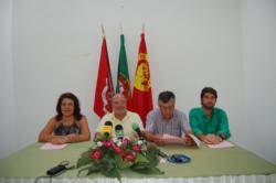 Conferência de Imprensa do Partido Socialista