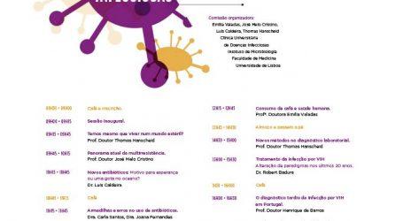 Conferências 19 de Maio no Auditório do Centro de Ciéncia do Café