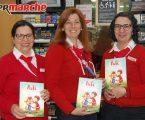 """Intermarché de Portalegre promove livro do """"Pafi"""" para ajudar Bombeiros"""