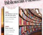 Grândola assinala Dia da Rede Nacional de Bibliotecas Públicas com Leitura de Livros online
