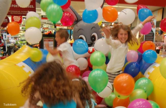 Dia da Criança no Intermarché de Elvas