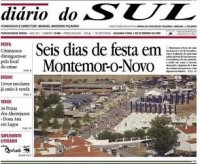 Revista de imprensa do Alentejo