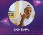 Hoje o palco do Festival Elvas em Casa é partilhado por Don Kapa e Double Mars!