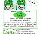 Comissão Melhoramentos Concelho de Elvas caminhada dia da família