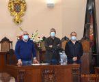 Assinado contrato da empreitada onde vai ser instalada a Unidade de Hospitalização Domiciliária do Hospital de Santa Luzia