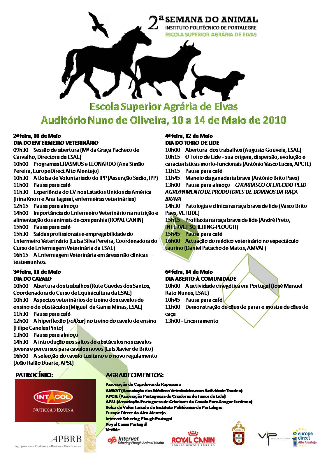 Elvas:2ª Semana do Animal