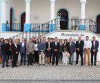Deputados socialistas conheceram estratégia de desenvolvimento económico e turístico de Reguengos de Monsaraz