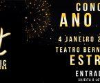 CONCERTO DE ANO NOVO COM A LIGHT MUSIC ORCHESTRA NO TEATRO BERNARDIM RIBEIRO