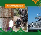 A EUROPA NA MINHA REGIÃO 2019, projetos da Universidade de Évora