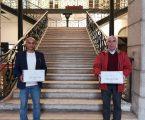 Câmara Municipal de Évora agradece oferta de gel desinfetante