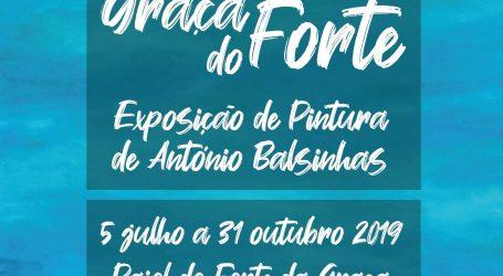 """""""Graça do Forte"""" para visitar no Forte da Graça até outubro"""