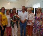 Exposição de pintura na Casa da Cultura de Elvas