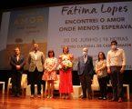 """Fátima Lopes esteve em Campo Maior para apresentar o seu mais recente livro """"Encontrei o Amor onde Menos Esperava"""""""