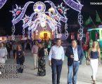 Inauguração oficial da Festa do Capucho em Vila Viçosa (c/video)