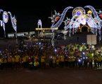 Festa dos Capuchos arrancou com a tradicional Caminhada Noturna (c/video)