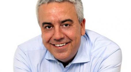 Nuno Mocinha na Comissão Política Nacional do PS