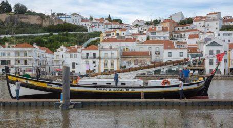 Alcácer do Sal :Regresso a casa do galeão Pinto Luísa