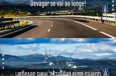 """GNR: Campanha """"Viajar sem pressa"""""""