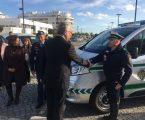 Cerimónia de entrega de 224 novas viaturas à GNR