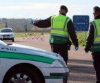 Controlo nas fronteiras entre Portugal e Espanha